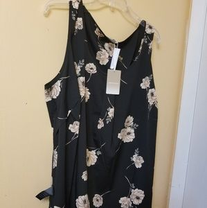Floral Top size 22